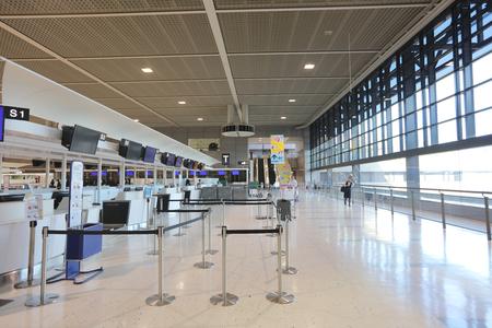 the Narita International Airport 2016
