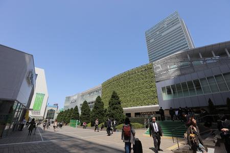 department store at Shinjuku 2016