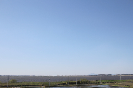 They are in countryside of Japan, Asia.