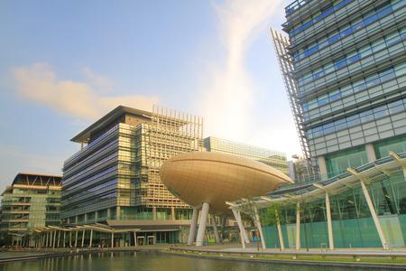 la science et les sciences de hong kong à pied