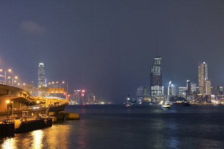 north point pier view of kowloon side 2017