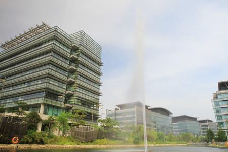 The Hong Kong Science and Technology Parks at 2010