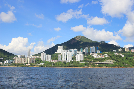 the Sandy Bay and  East Lamma Channel hk