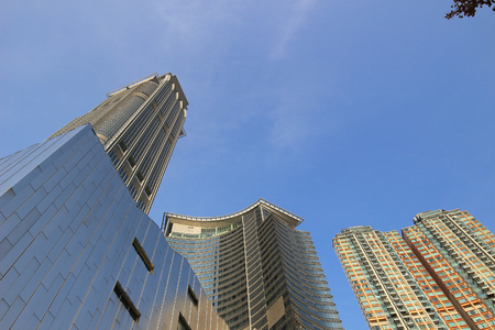 the hotel and office at Tsuen Wan West