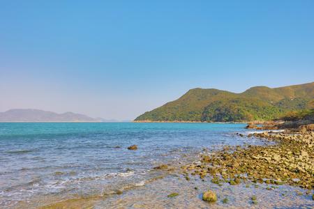 Sheung Sze Wan Beach in Clear Water Bay