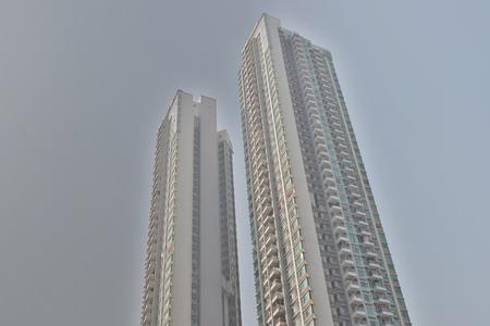 luxury Apartment building at Tai Kok Tsui