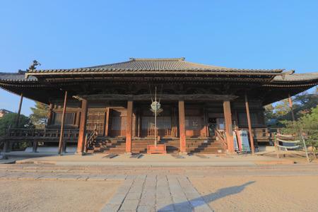 the Saidai ji Temple, at city nara japan