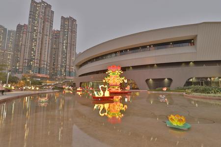 2018 Lunar New Year Lantern Carnivals at tko