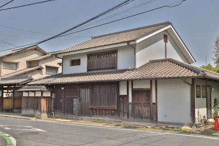 the loaction at a Kibitsu Okayama japan