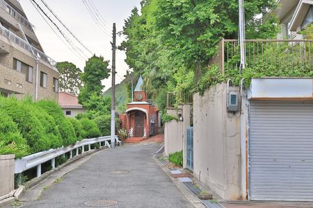 a Kitano District in Kobe,  KOBE, JAPAN