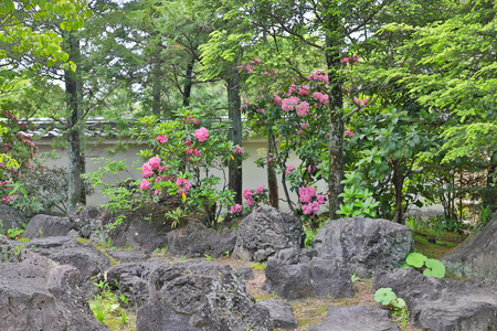 Koko en Garden in Himeji, Hyogo Prefecture
