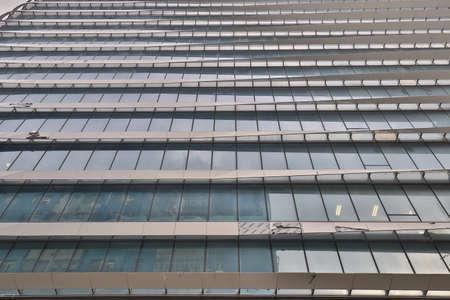 the office building at kwun tong HK
