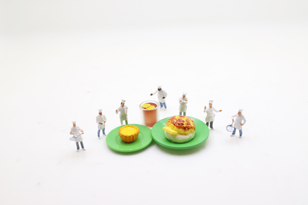 the fun of figure of Cha chaan teng