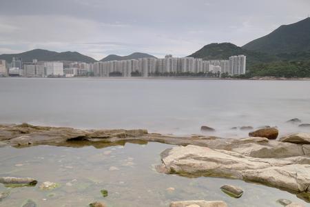 a Hong Kong fishing valley, Lei Yue Mun
