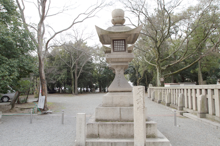 main shrine is designed in the oldest of shrine