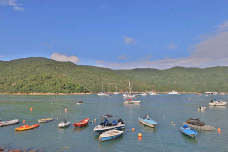 Tai Tam Tuk and Tai Tam harbour