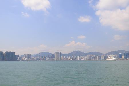 between Island and Kowloon