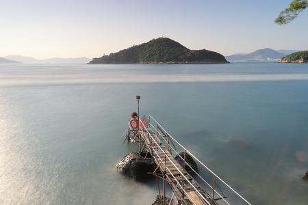 Sai Wan Swimming Shed pier