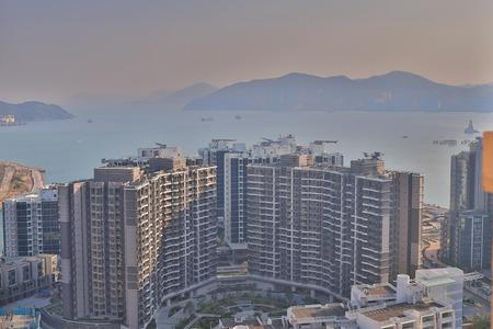 a Real estate modern condominium
