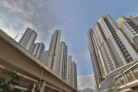 the residential at Tsuen Wan hong kong
