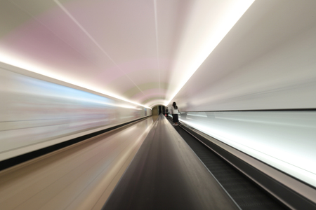 high speed travelator