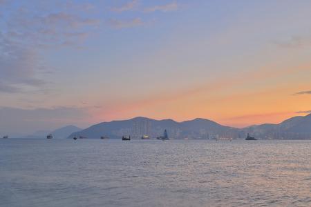 the east of island of hong kong