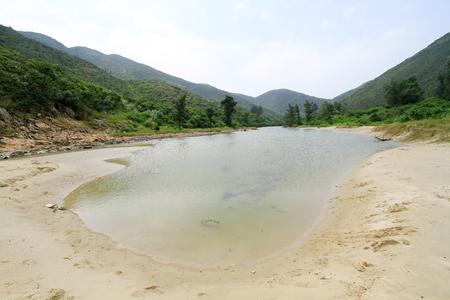 the Maclehose Trail Sec 1, Sai Kung