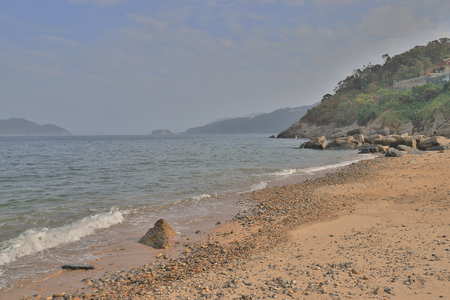 ah Kung Wan at the clear water bay Фото со стока