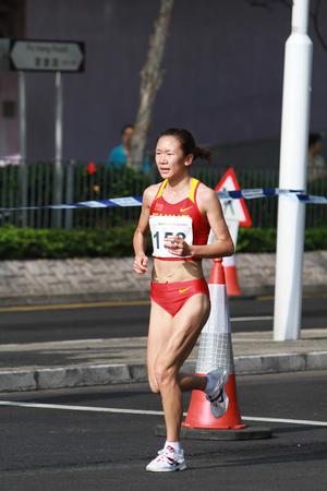the 2009 Asian game in Hong Kong 新聞圖片