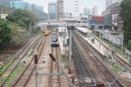 14 April 2019  the East Rail Line.