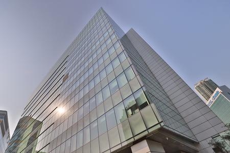 Hong kong,11 may 2019: Tower building at Tung Chung Editorial