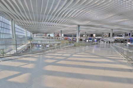 Hong kong,11 may 2019: Terminal 2 hk airport