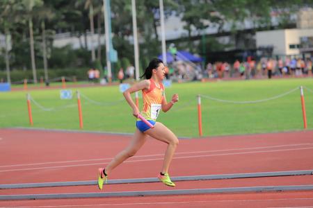 Hong Kong, 18 maggio 2019: Le competizioni sportive interdistrettuali del 7° Gioco di Hong Kong.