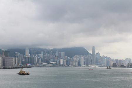 Victoria Harbour hong kong 新聞圖片