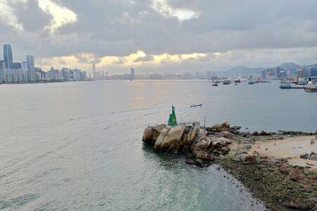 Yau Tong Lei Yue Mun scenery