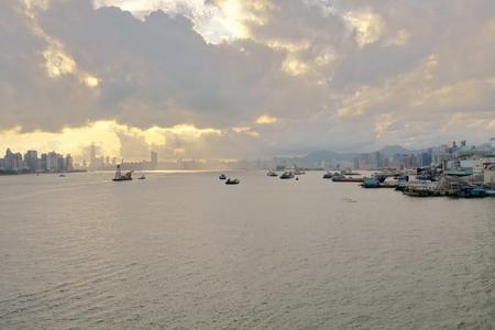 23 June 2019 Lei Yue Mun channel 新聞圖片