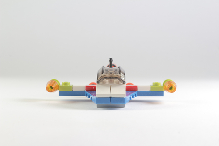 the figure of  Lego toys story theme