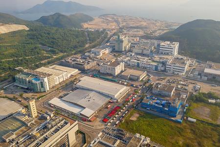 the Tseung Kwan O Industrial Estate, hk 21 Oct 2019 Editorial