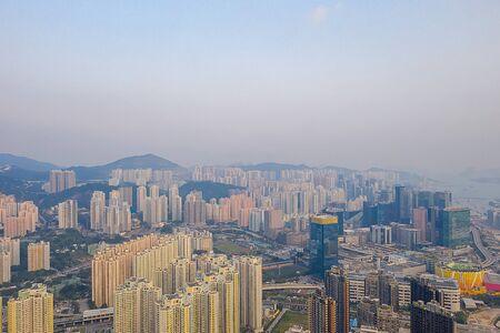 19 Oct 2019, Kai Tak and kowloon city district at hong kong