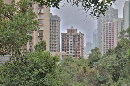 24 jan 2020 a west of island city view at hong kong