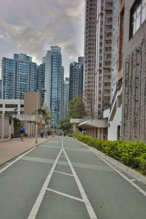 the south of TKO district at hong kong  28 Feb 2020
