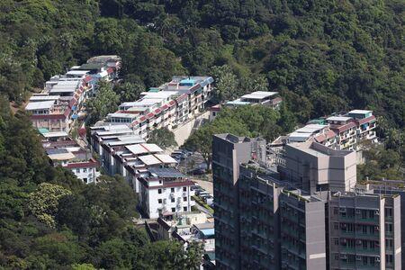 a Yau Yue Wan Village at Hong Kong NT