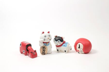 a mascots of japan, the lucky of toy