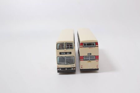the scale of model bus of hk 24 june 2020