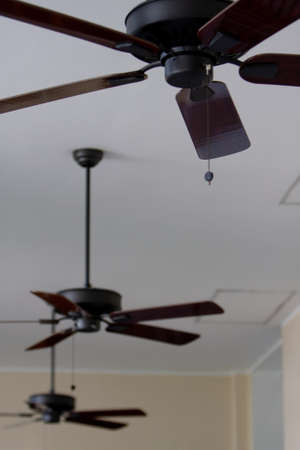 an Outdoor Ceiling Fan Of Residential Home