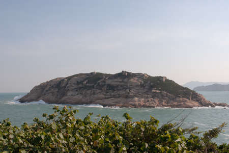 17 Dec 2005 the landscape of tai tau chau, shek o