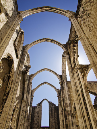 carmo: The Carmo Convent is a historical building in Lisbon, Portugal. The medieval convent was ruined in the 1755 Lisbon Earthquake, and the ruins of its Gothic church (the Carmo Church or Igreja do Carmo) are a historic landmark.