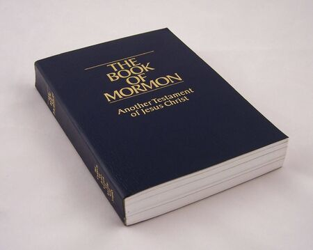 mormon: the book of mormon another testament of jesus christ