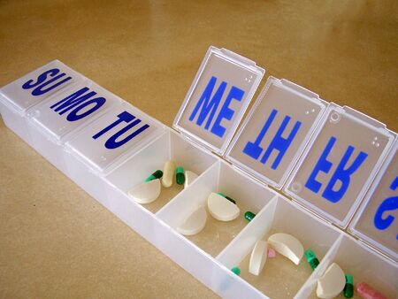 Abteile: Woche Pille Spender mit einigen Abteilungen er�ffnet