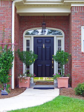 front porch: a beautiful southern carolina outside front porch